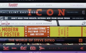 10 More Books For Illustrators And Designers