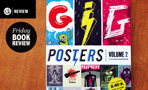 Friday Book Review - Gig Posters Vol 2