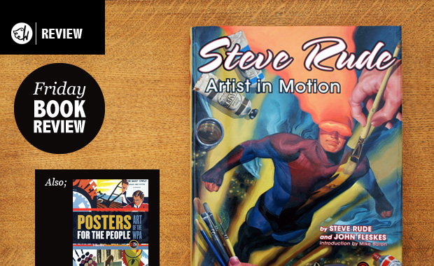 Friday Book Review - Steve Rude