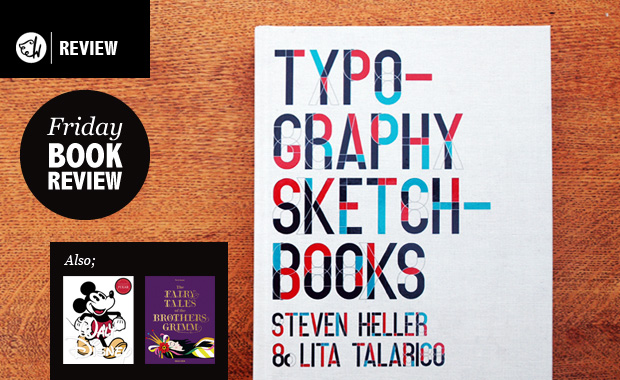 Friday Book Review - Typography Sketchbooks