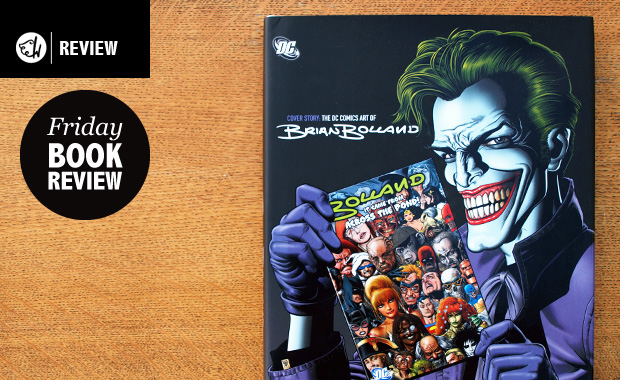 The Cover Art of Brian Bolland