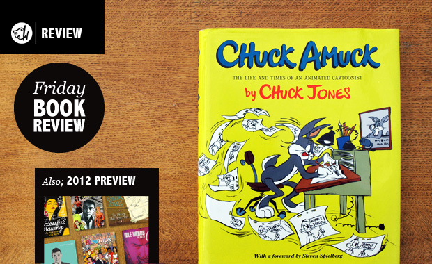 Friday Book Review - Chuck Amuck - By Chuck Jones