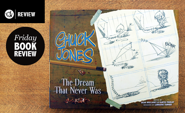Friday Book Review - Chuck Jones, The Dream That Never Was