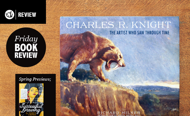The Wings Art Friday Book Review - Charles R Knight