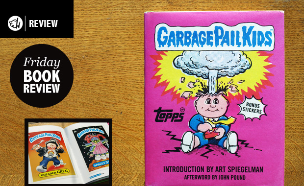 The Wing's Art Friday Book Review - Garbage Pail Kids