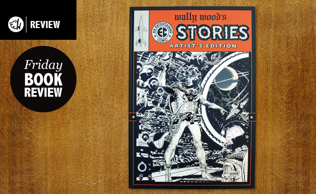 Friday Book Review - Wally Wood's EC Stories Artist's Edition