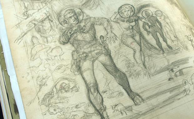Wally Wood Artist Edition 07