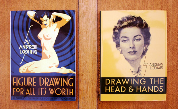 Also available - Figure Drawing For All It's Worth & Drawing The Heads And Hands