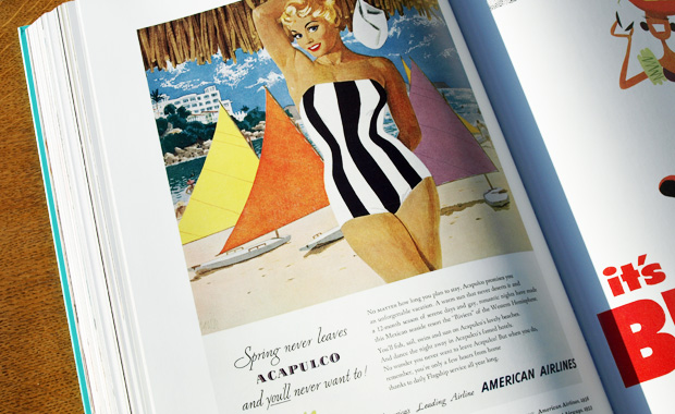 American Airlines - Spring never leaves Acapulco