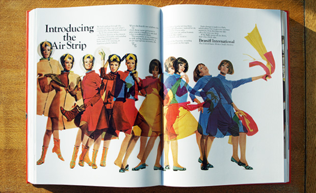 Braniff International - Introducing the Air Strip