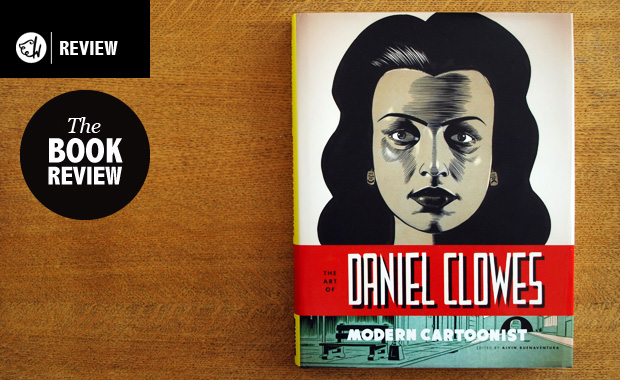 The Book Review - The Art Of Daniel Clowes - Modern Cartoonist