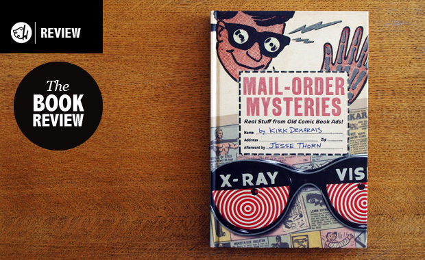 Mail Order Mysteries by Kirk Demarais