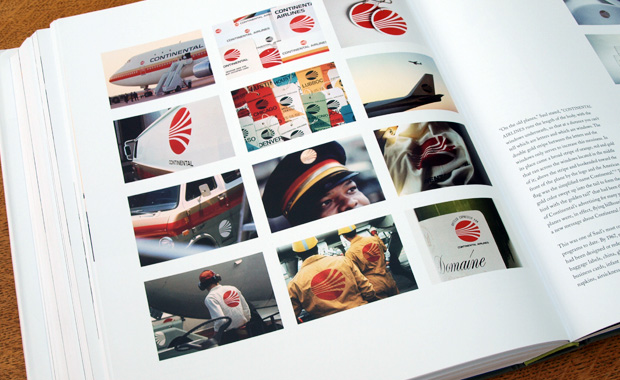 Continental Airlines Logo Design