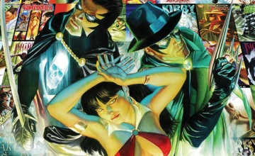 Dynamite-Art-of-Alex-Ross
