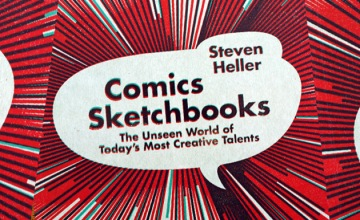 Comic Sketchbooks book