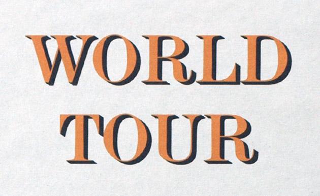World Tour 01