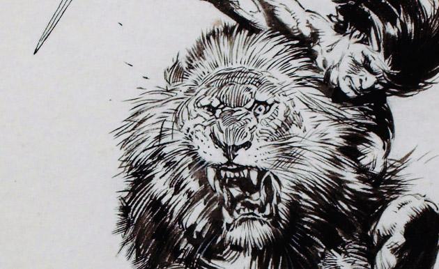 The Frazetta Sketchbook - Volume One