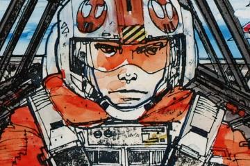 Star Wars Storyboards - The Original Trilogy 01