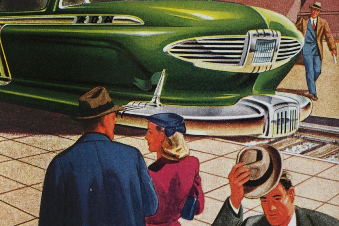 All-American Ads of the 1940s 1